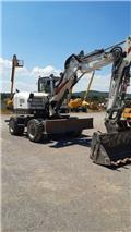 Wacker Neuson 9503, 2013, Wheeled excavators