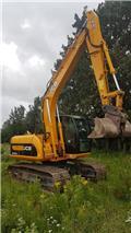 JCB JS 130, 2008, Escavadoras de rastos