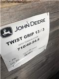 John Deere TWIST 710x24,5, 2017, Ketid / Lindid