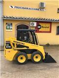 Komatsu SK 510-5, 2008, Kompaktlastare