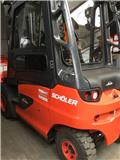 Linde E40/600H, 2017, Electric forklift trucks