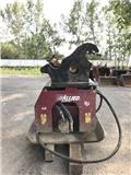 Allied 1600 HOE PACK FOR 200 SERIES EXCAVATOR, Plate Compactors