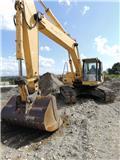 Komatsu PC240NLC, 1997, Excavadoras de cadenas