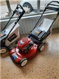 Toro 55 ad recycler، 2021، جز العشب خلف الكهف