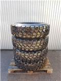 335/80R20 Pirelli Pista PS22 TL 149K Unimog Reifen, Gume, kolesa in platišča