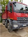 Mercedes-Benz Arocs, 2015, Dump Trucks