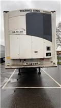 Schmitz Cargobull Mono Temp - Thermo King - Low Hours, 2012, Temperature Controlled Trailers