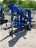 Niftylift 120 T, 2018, Trailer mounted aerial platforms