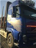 Volvo FH16, 2013, Transportes de madera