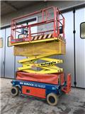 Iteco IT 10130, 2004, Scissor Lifts