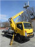 Multitel Nissan Cabstar mit Multitel MT 182AZ, 2010, Billyftar