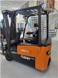 Doosan B20 T-7, 2020, Electric Forklifts