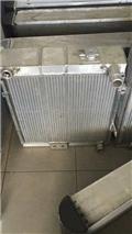 Komatsu - radiator racire, Motori za građevinarstvo