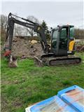Volvo ECR 48 C, 2014, Mini Excavators <7t (Mini Diggers)