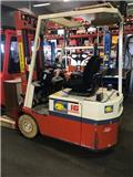 Nissan UB 16, 2004, Electric forklift trucks