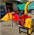 Weifang Fred Machinery WC-8H traktorhajtású faaprító, 2020, Masini de tocat lemn