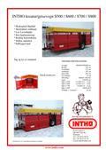 INTHO S800, Altri rimorchi