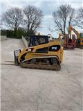 Caterpillar 277 C, 2011, Skid steer loaders