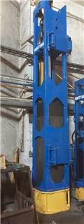Junttan HHK6 piling hammer, 1995, Sondas de Extracção