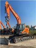 Doosan DX235LCR-5, 2021, Excavadoras sobre orugas