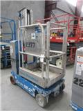 Genie GR 20, 2016, Used Personnel lifts and access elevators