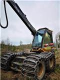 Eco Log 560D, Skördare, Skogsmaskiner