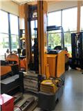 Jungheinrich ETQV25, 2010, 4-way reach trucks