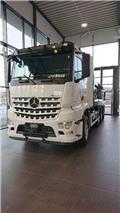 Mercedes-Benz 3253 L - Schaktbil / Zetterbergs, 2018, Bañeras basculantes usadas