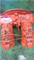 Hitachi 330, Hidraulika