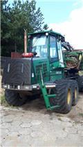 Timberjack 1410D/Bundler, 2004, Naudoti miškovežiai (Forvarderiai)