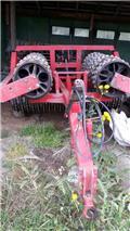 He-Va Vip-Roller 540, Rollers