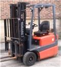 Toyota FBESF 15, 2004, Electric Forklifts