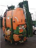 Amazone UF 1801، 2010، رشاشات