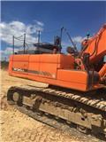 Doosan DX 340 LC, 2011, Crawler excavators