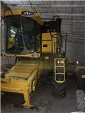 New Holland CSX 7050, 2009, Máy gặt đập liên hợp