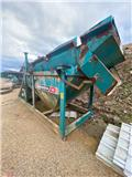 PowerScreen Fines Master 60, 2005, Aggegate plants