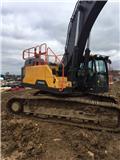 Volvo EC 480 E L, 2018, Crawler excavators