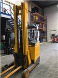 Jungheinrich ETV 114, Reachtruck voor hoog niveau