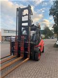 Linde H80T900, 2013, LPG trucks