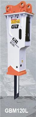 General Breaker GBM 120L, 2018, Építőipari Törőgépek