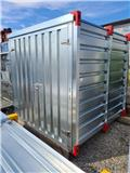 Förrådscontainer Monterbar Container 3x2m 10 fot, 2021, Storage containers