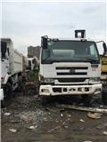 Nissan CWB459, Concrete pump trucks
