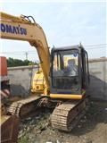 Komatsu PC70-8, Crawler excavators