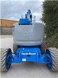 Genie Z 45/25 J RT, 2010, Plataformas con brazo de elevación manual