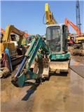 Komatsu PC40MR-3, 2008, Mini excavators < 7t (Mini diggers)