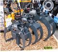 Agrosat Hardox 1500 rönkfogó darura Rotorral, 2018, Harwarders