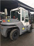 Dantruck FD 9060, 2003, Dieseltrukit