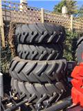 Massey Ferguson 285, 2018, Tyres, wheels and rims