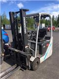 UniCarriers TX3-18 Atlet, 2017, Electric Forklifts