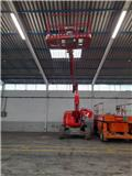 Haulotte HA 18 SPX, 2006, Articulated boom lifts